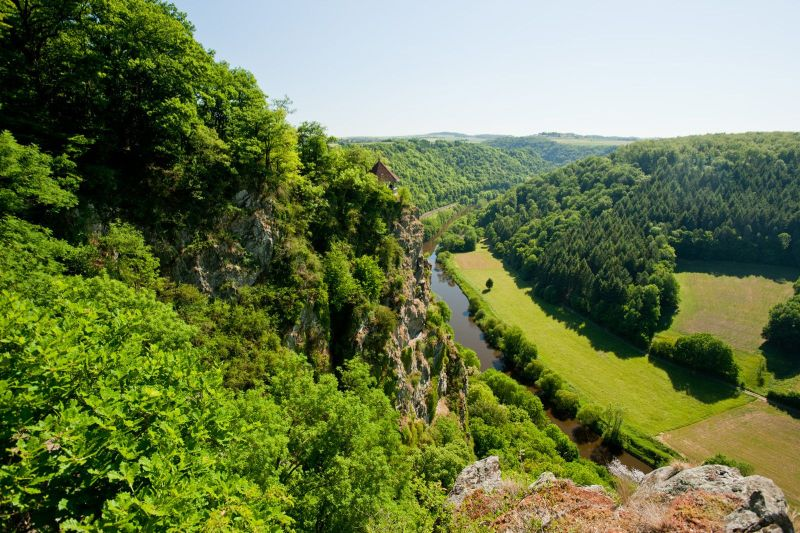 The Lahn valley